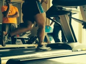 análisis biomecánico en cinta de correr